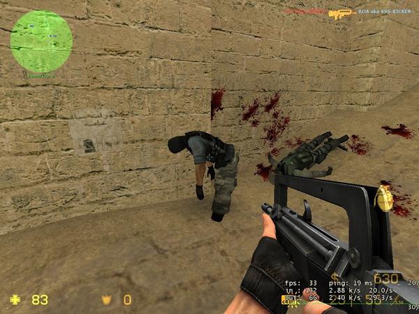 Игра написана на новом движке — source и отличается от предшественника более реалистичной графикой и измененной физикой игры.