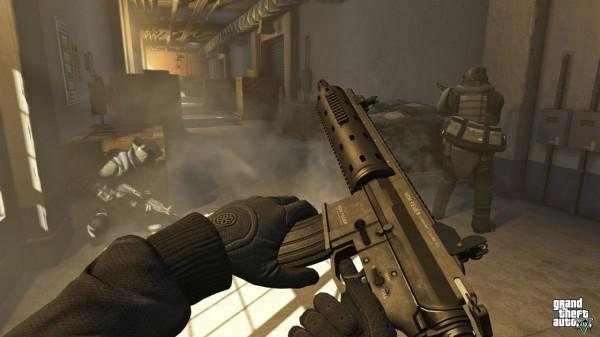 PC-портом GTA 5 занимается команда Max Payne 3