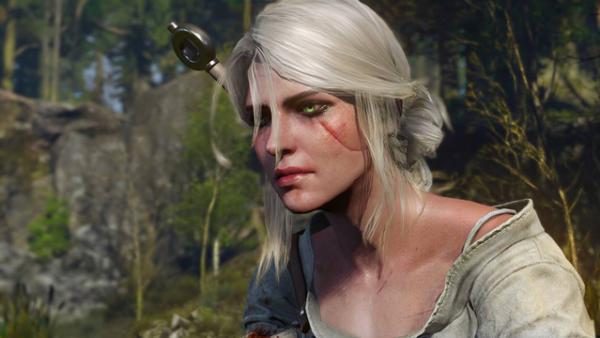 Новым играбельным персонажем в The Witcher 3: Wild Hunt будет Цири