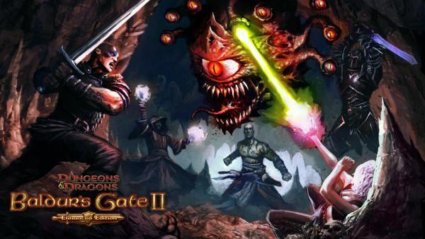 Baldur's Gate 2: Enhanced Edition будет доступна для пользователей Android, Linux и iPhone