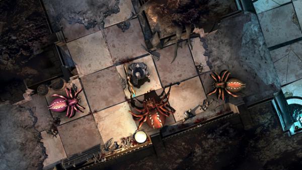 Для PC анонсирована Warhammer Quest