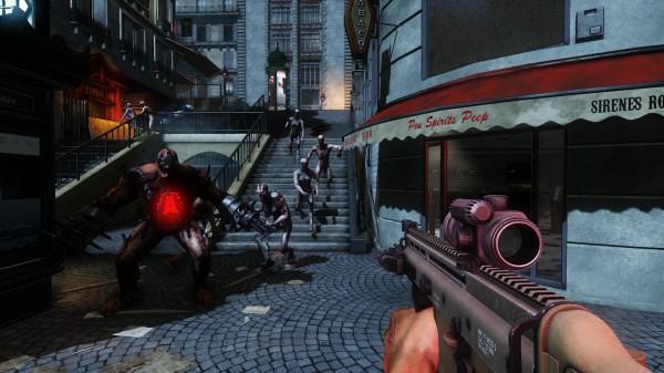 Новый выпуск дневников разработчиков Killing Floor 2 посвящен игровому оружию