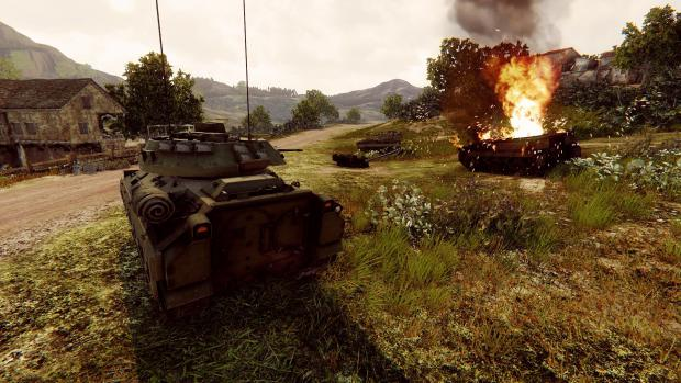 В Armored Warfare появится M2 Bradley