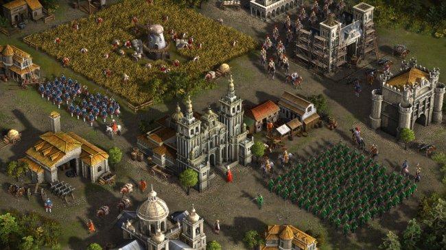 Студия GSC Game World анонсировала «Казаки 3»