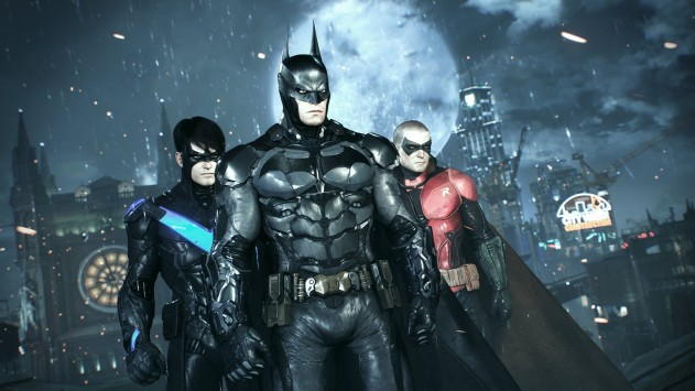 Звезды рассказали о Batman: Arkham Knight в рекламном ролике