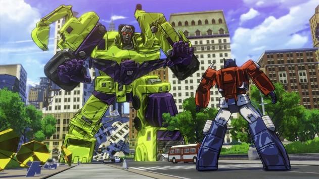 Platinum Games работает над новыми «Трансформерами»
