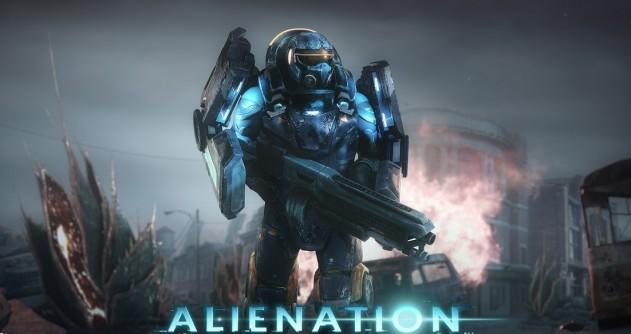 Игровой процесс кооперативного шутера Alienation показали на E3