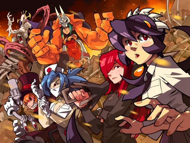 Расширенную версию файтинга Skullgirls показали в новом трейлере