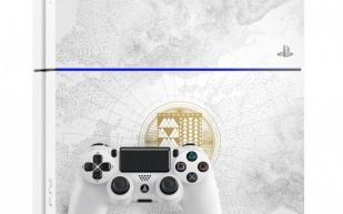 Sony выпустит лимитированную серию PS4 с логотипом The Taken King