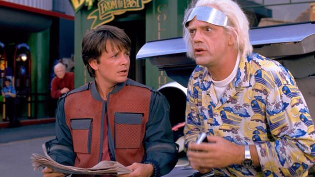 Universal выпустит юбилейное издание фильма «Назад в будущее»