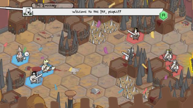 Создатели Pit People показали первый трейлер игры
