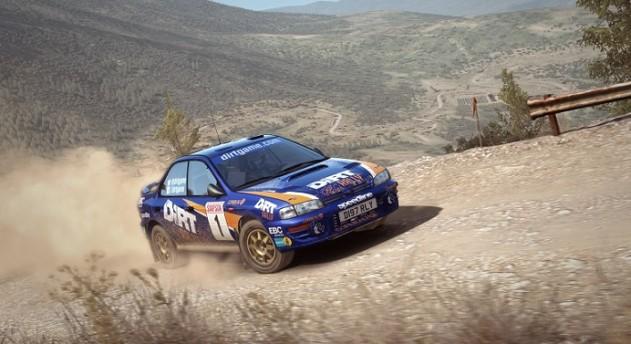В сети нашли упоминание о DiRT Rally для PS4 и Xbox One
