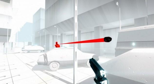 Версия Superhot для VR-устройств уже разрабатывается