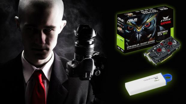 Агент 47 снова в деле: новый конкурс от NVIDIA и Ф-Центра
