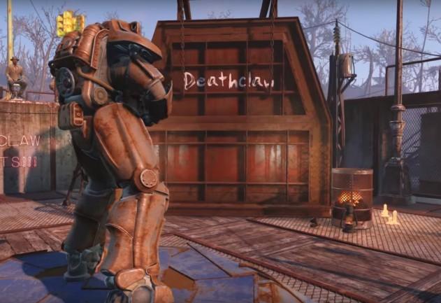О дополнении Wasteland Workshop для Fallout 4 рассказали в новом трейлере