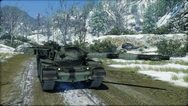 Новый премиум-танк Chieftain Mk в Armored Warfare станет эксклюзивно доступен только через блогеров