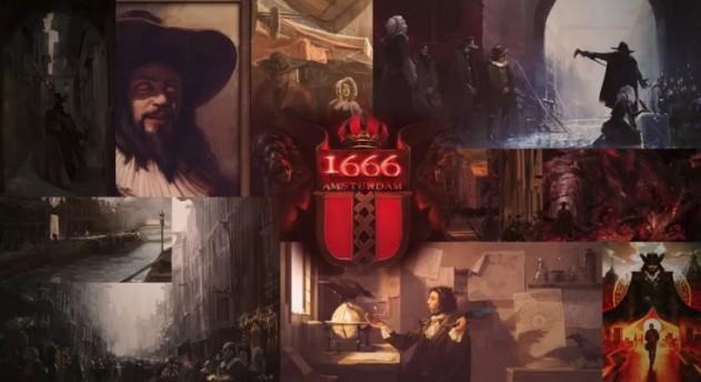 Ubisoft вернула Патрису Дезиле права на игру 1666: Amsterdam