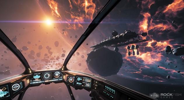 Новый трейлер космосимулятора EVERSPACE посвятили игровому процессу
