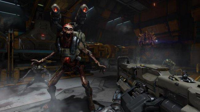 Doom содержит пасхалки на тему первых игр серии