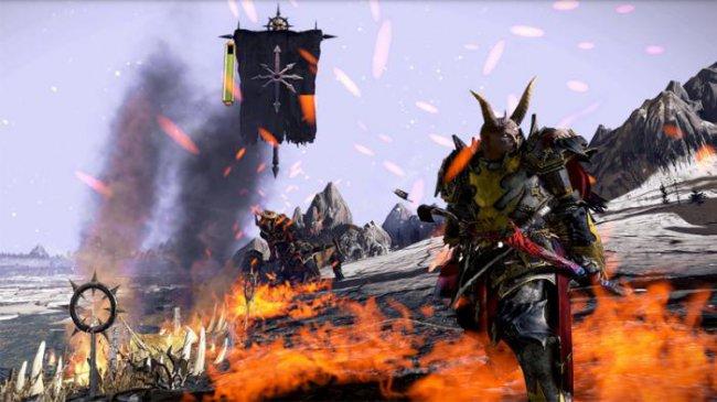 Воины Хаоса покоряют фэнтезийный мир Total War: Warhammer в новом ролике игры