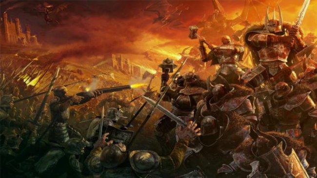Новый ролик Total War: Warhammer приглашает в Старый Свет