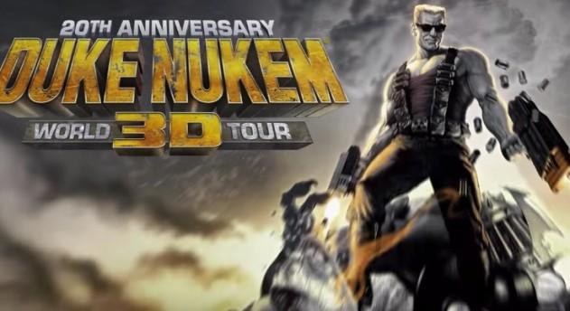 Duke Nukem 3D: 20th Anniversary World Tour выйдет в октябре