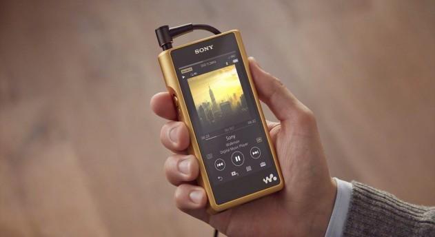 Плеер Sony Walkman NW-WM1Z оценили в 250 тысяч рублей