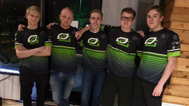 OpTic Gaming подписала состав PPD
