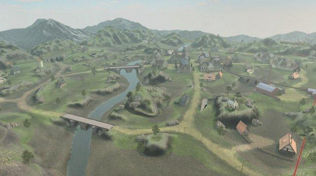 Wargaming показала прототип новой карты