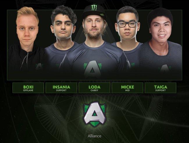 Loda: «Скоро имена игроков Alliance будут повергать соперников в ужас»