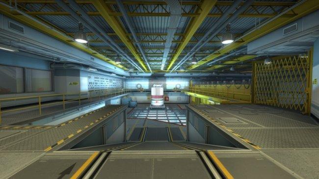 В бета-версии CS:GO изменили карту Nuke и добавили новый тип хитбоксов
