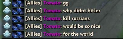 Mind_Control оскорбил русских игроков в паблике