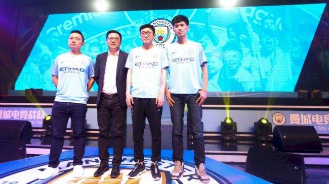 «Манчестер Сити» подписал китайский состав по FIFA Online