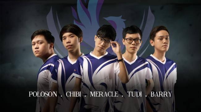 Meracle перешел в сингапурскую команду Resurgence