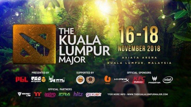 PGL проведет в Малайзии первый мейджор сезона DPC