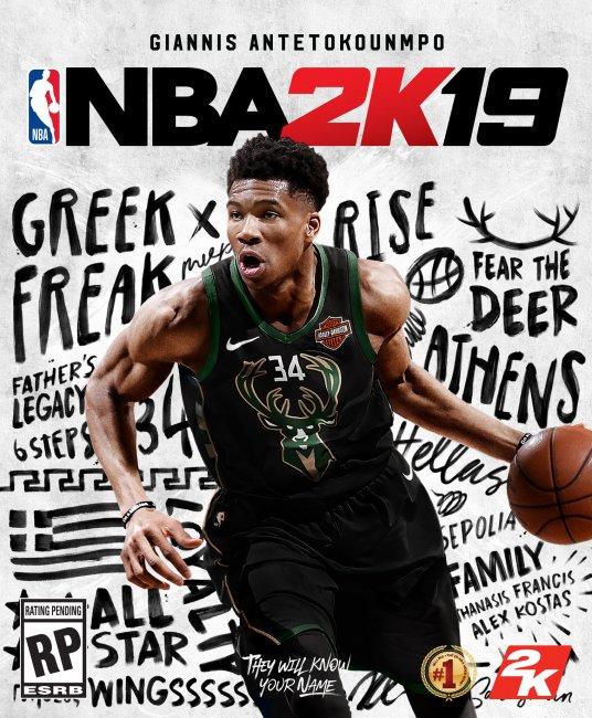 Вышла NBA 2K19