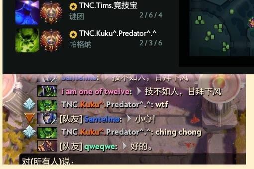 Китайская команда отказалась от скримов с TNC из-за расизма