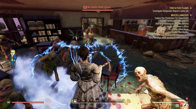Игрок в Fallout 76 стал бессмертным из-за бага - Игры