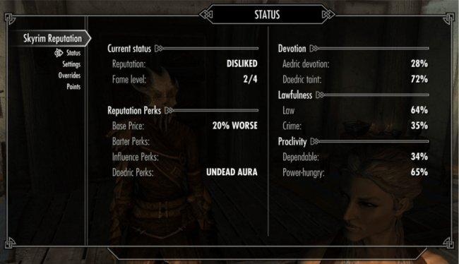 Моддер добавил в Skyrim репутацию персонажа. За кражу куриц на вас обидятся - Игры