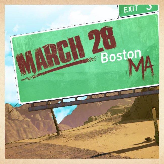 Borderlands 3 могут анонсировать 28 марта - Игры
