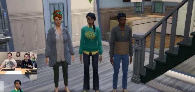 В The Sims 4 можно будет стать фрилансером - Игры