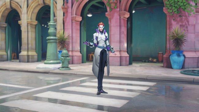 Blizzard показала три новых скина для персонажей Overwatch - Игры