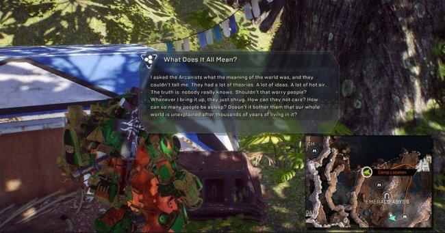 В Anthem нашли сообщение, намекающее на проблемы с разработкой игры - Игры