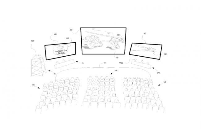 Sony запатентовала технологию просмотра турниров в виртуальной реальности - Игры