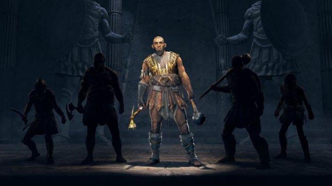 Новым наемником в Assassin's Creed: Odyssey стал Тестикул - Игры