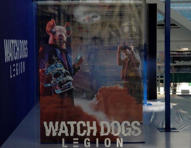 В сети появился постер Watch Dogs Legion - Игры