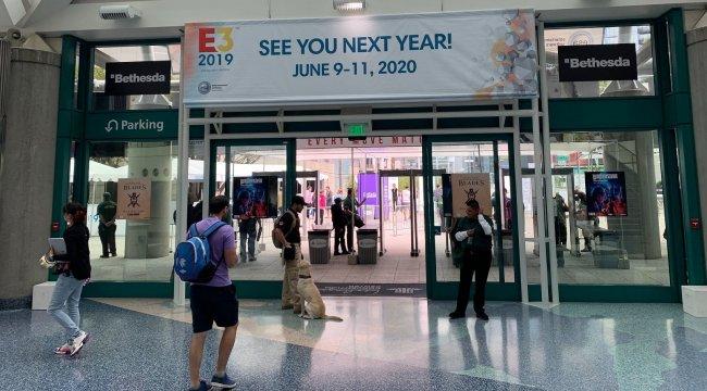 E3 2020 пройдет с 9 по 11 июня - Игры