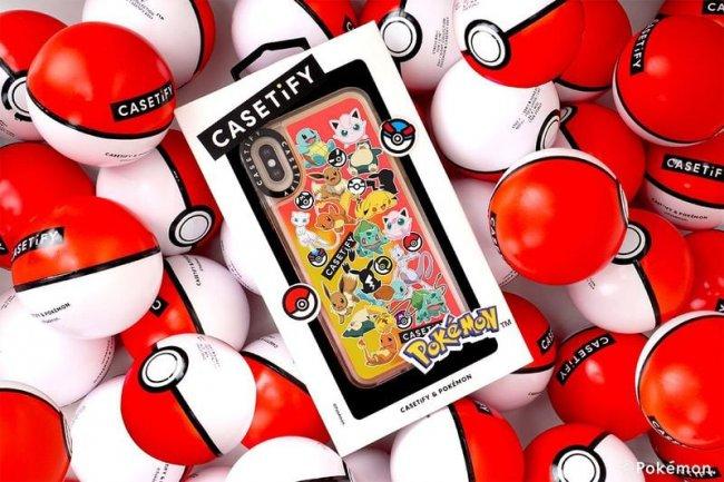 The Pokemon Company и CASETiFY выпустят коллекцию аксессуаров для телефонов «Покедекс» - Игры