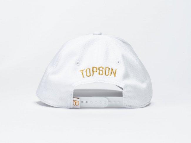 На нем есть ответы на вопросы о семье и продается мерч, Topson открыл сайт