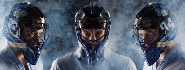 Вратарь минского «Динамо» представил дизайн шлема с Саб-Зиро из Mortal Kombat - Игры